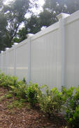 T&G Privacy Fence Design